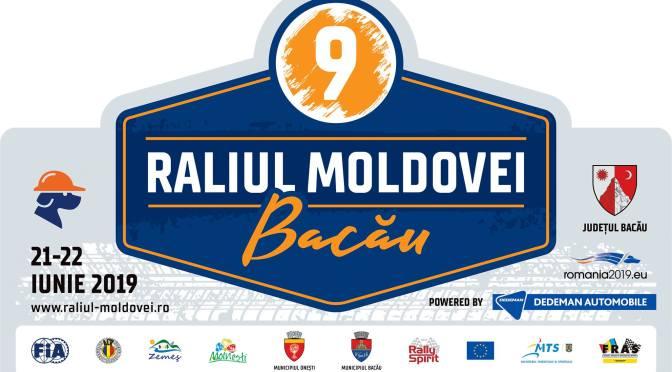 Raliul Moldovei 2019 – program, harta si alte informatii
