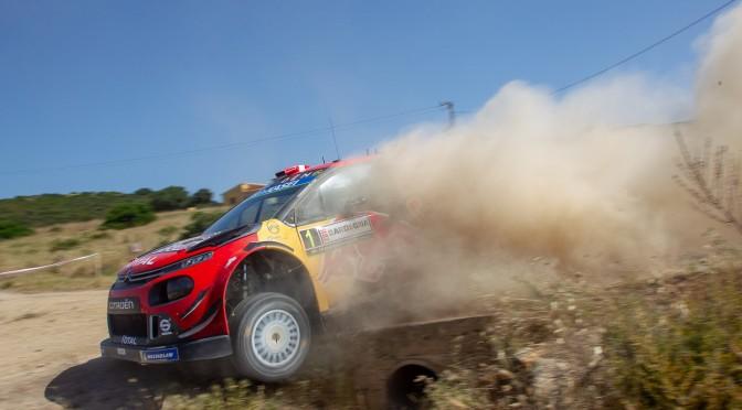 Dani Sordo castiga Rally Italia Sardegna – rezultate WRC 2019