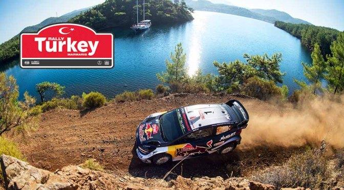 Urmatoarea etapa din WRC – Raliul Turciei 2019