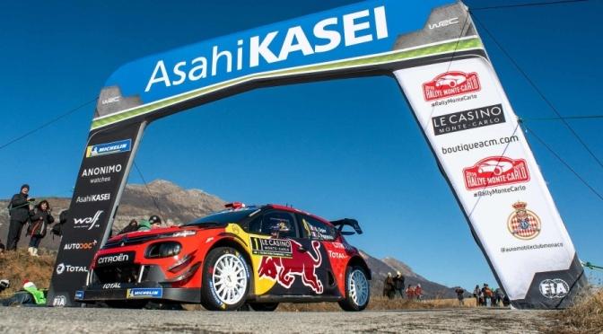 Citroen se retrage din WRC 2020